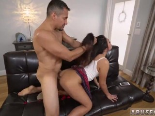 Intense Gagging Hardcore Assfuck Orgy For Lexy Bandera's Birthday