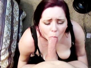 Rainah Elise Gets Throated And Banged