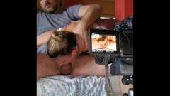 Behind The Scenes – How To Make A Perfect Juicy Deepthroat – Trailer