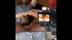 Behind The Scenes – How To Make A Perfect Creamy Deepthroat Movie