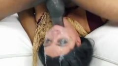 Face Ruined She Wants It Harder