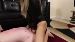 Naomi Swann And Puppy Servant