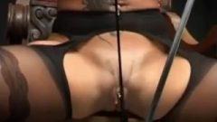 German Mistress & Rubber Servant