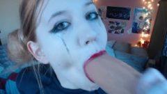 Sticky Makeup Ruin