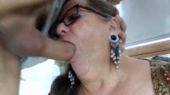 Skullfucked Granny….