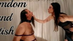 Femdom Deep Hand Gagging (mouth Fists, Hand Fetish, Hand Over Mouth, Gag)